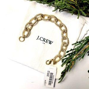 NWT, J Crew Link Bracelet